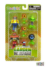Plants vs Zombies Minimates Garden Warfare Series 2 Box Set