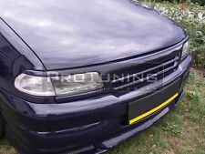 For Astra F -  Front badgeless grill center grille with eyebrows no logo emblem
