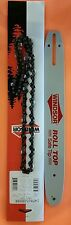 "New 14"" chainsaw bar and chain combo 3/8 LP .050 52DL Poulan Husqvarna Carlton"