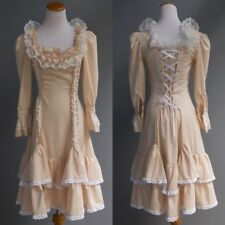 FanplusFriend Garden Dress New Romantic Lolita Victorian Cosplay Steam Punk XS S