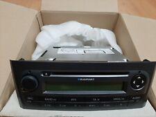 71789318 Stereo CD originale blaupunkt Fiat Grande Punto 2005>2008 con CODE