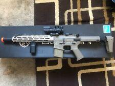 New listing Poseidon Punisher 5 Series AEG Airsoft Gun (TAN) (Honey Badger)