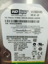 "*New* Western Digital (WD1600AVVS) 160GB, 7200RPM, 3.5"" Internal Hard Drive"