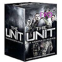 The Unità Stagioni 1 A 4 Collezione Completa Nuovo DVD Region 2, 19 Dischi