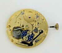 ETA 255.483 Moonphase Quartz Partial Watch Movement for Parts (W62)