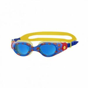 Zoggs Kids Superman Goggles - Age 1 - 6 Years