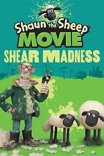 Shaun the Sheep Movie Shear Madness (Shaun the Sheep Movie Tie in), New, Aardman
