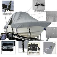 Carolina Skiff J14 SS Trailerable Jon fishing Boat Storage Cover