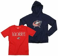 OuterStuff NHL Youth Columbus Blue Jackets Team Performance Hoodie Combo Set