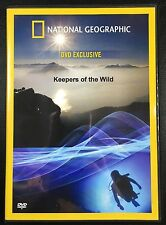 National Geographic Keepers Of The Wild DVD Exclusive 2008