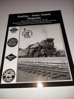READING - JERSEY CENTRAL MAGAZINE VOLUME 1,Issues 7-12   DEC. ,1936 --MAY 1937