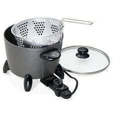 Presto 06003 Options Electric Multi-Cooker/Steamer,New, Free Shipping