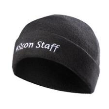 2018 WILSON STAFF BEANIE HAT - osfa in Dark Grey