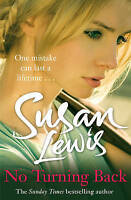 No Turning Back, Lewis, Susan, Very Good Book