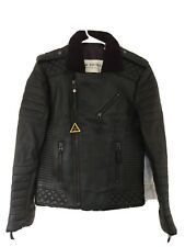 Boda Skins Kay Michael's Winter Leather Jacket. Men's XS US
