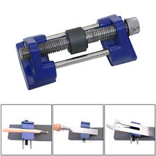 métal rodage Guide jig pour affûtage Ciseau à bois rabot acier Lame # bleu #