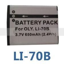 Li-70B Li70B Li-ion Battery For Olympus VG-130 VG-140 VG-145 VG-150 VG-160