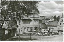 """Foto-AK BRAUNLAGE /Harz Hotel """"Braunlager Hof"""" APOLLO-Lichtspiele Kino 50er Ja."""