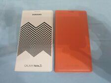 2 Pack Original Samsung Leather FLIP CASE Galaxy NOTE 3 SM N9005 Book cover