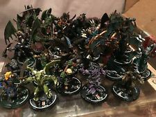 10 Figure Random Mage Knight Lot 1 Unique Guranteed! D&D, Pathfinder, RPG, Clix