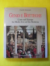 SEMENZATO - GENIO E BOTTEGHE - ED.GIORGIO MONDADORI - 1992