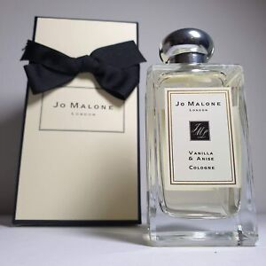 Jo Malone Vanilla & Anise 3.4 oz / 100 ml Cologne Spray New Fresh USA Seller