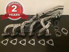 EXHAUST MANIFOLD BMW 3 SERIES E46 M3 STAINLESS STEEL (1999-2006) 3.2 L (S54)