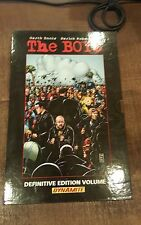 The Boys Definitive Edition Volume 1,2 & 3 OOP Ennis DYNAMITE omnibus absolute
