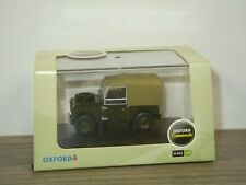 Land Rover 88 Canvas - Oxford 1:76 in Box *45316