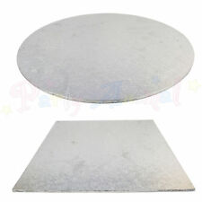 Hardboard Cake Boards - Strong high quality thin boards for transporting cakes