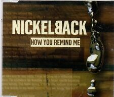 NICKELBACK - HOW YOU REMIND ME (3 track CD single)