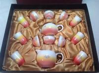 Chinese Gong Fu Cha Teapot DRAGON EGG tea pot capacity 190ml Red