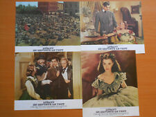 GONE WITH THE WIND - Clark Gable - Vivien Leigh