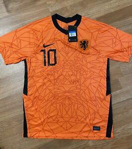Memphis #10 netherlands jersey Size Large