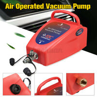 4.2CFM Air Operated Vaccum Pump Conditioning Cooling System Tool Car Auto