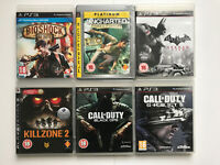 JOB LOT BUNDLE OF VARIOUS PS3 Games PlayStation 3 x 6 Games (103)