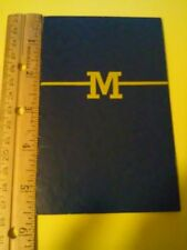 THE TRADITION THAT IS MICHIGAN, BY LES ETTER - NRMT - VERY RARE (PLEASE READ)