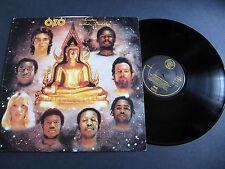 OZO Listen to the Buddha made England 1976 Vinyl LP record album DJF 20488