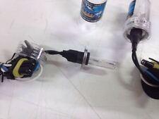 COPPIA LAMPADE XENON H7 55W METALLO BASE H1 4300K 5000K 6000K 10000K METAL