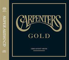 Carpenters Gold Greatest Hits Hybrid SACD CD