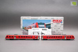 H0 Piko 52000 - Regioswinger Bombardier Transportation VT 612 DB AG //1K_262