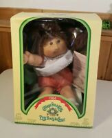 Cabbage Patch Doll 1984 In Box Canada Brown Hair Eyes