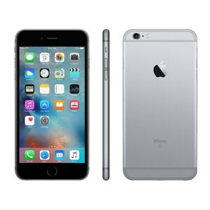Apple iPhone 6s Plus - 16GB - Space Gray (Sprint) A1687 (CDMA + GSM)