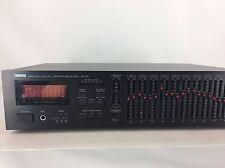 Yamaha Model GE-60 Graphic Equalizer Natural Sound Japan