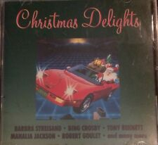 VARIOUS ARTISTS ~ CHRISTMAS DELIGHTS CD, One Way 14988, NEW / SEALED!