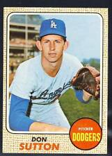 1968 Topps Don Sutton #103 NM/MT