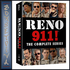 Reno 911 The Complete Series 14 Disc DVD