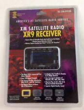 New Listing Audiovox Xm Satellite Radio Xr9 Receiver With Remote Controll - New Damage Box