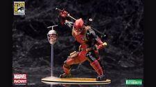 Deadpool Chimichanga SDCC 2015 Exclusive Marvel Now Kotobukiya Statue