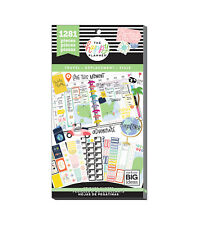 Create 365 The Happy Planner Mini Stickers-1281 pk Stickers-Travel New